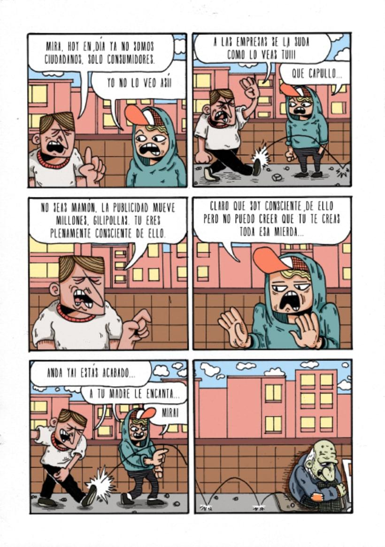 Carne a la Hoguera 5
