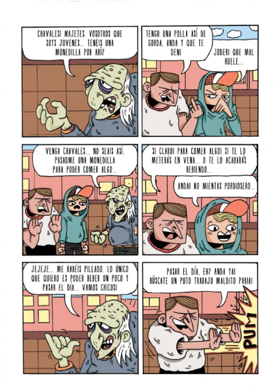 Carne a la Hoguera 6