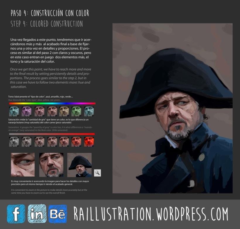 TUTORIAL: Cómo hacer un retrato de Russel Crowe 4