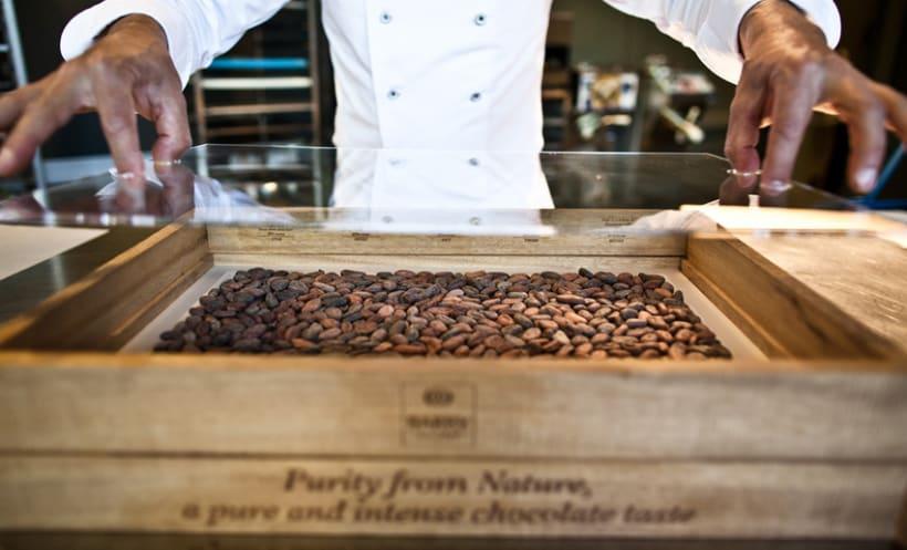Diseño de producto | Cacao Barry 1