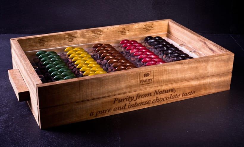 Diseño de producto | Cacao Barry 4