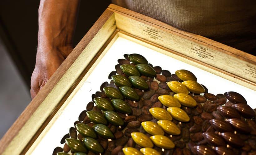 Diseño de producto | Cacao Barry 7