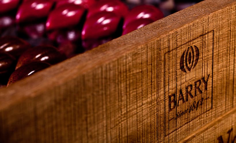 Diseño de producto | Cacao Barry 8