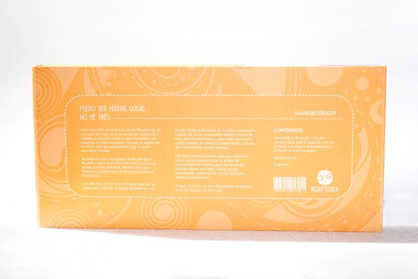 Diseño de Producto: Colección Requetecrea 3