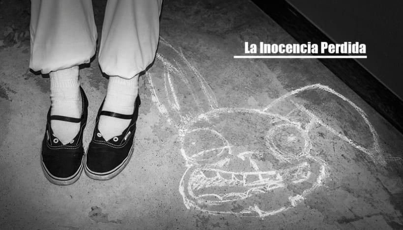 Proyecto Fotográfico: La inocencia perdida 0