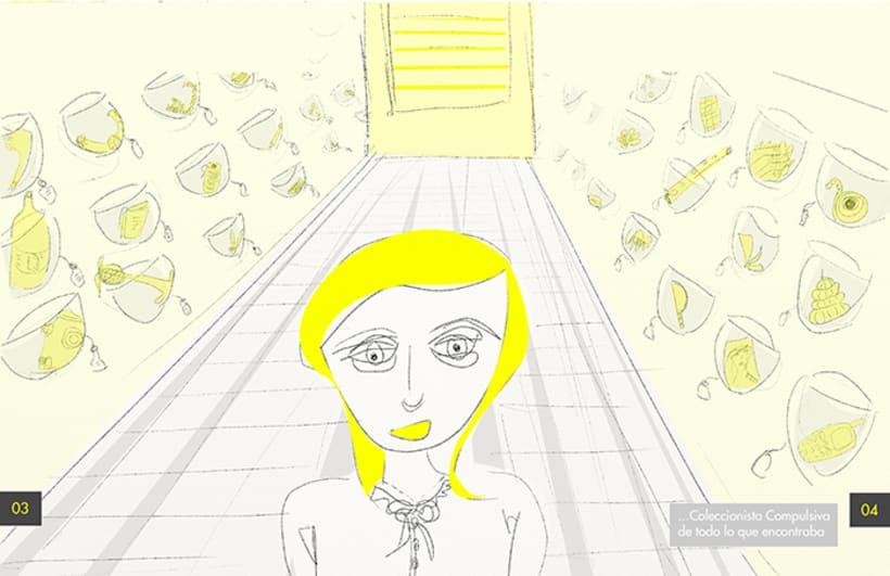Ana y Los Anteojos 1