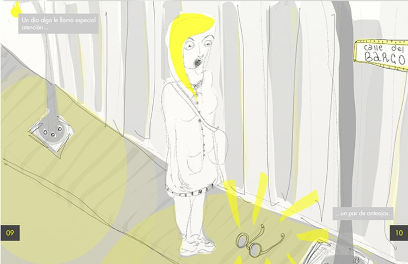 Ana y Los Anteojos 4