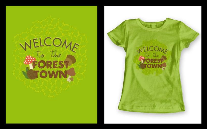 T-shirt design 1