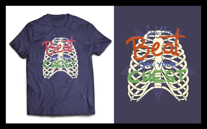 T-shirt design 3