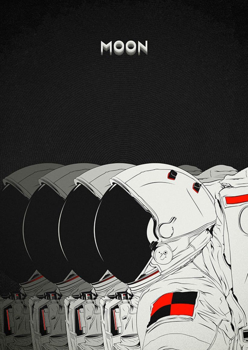 MOON | Film Poster 1