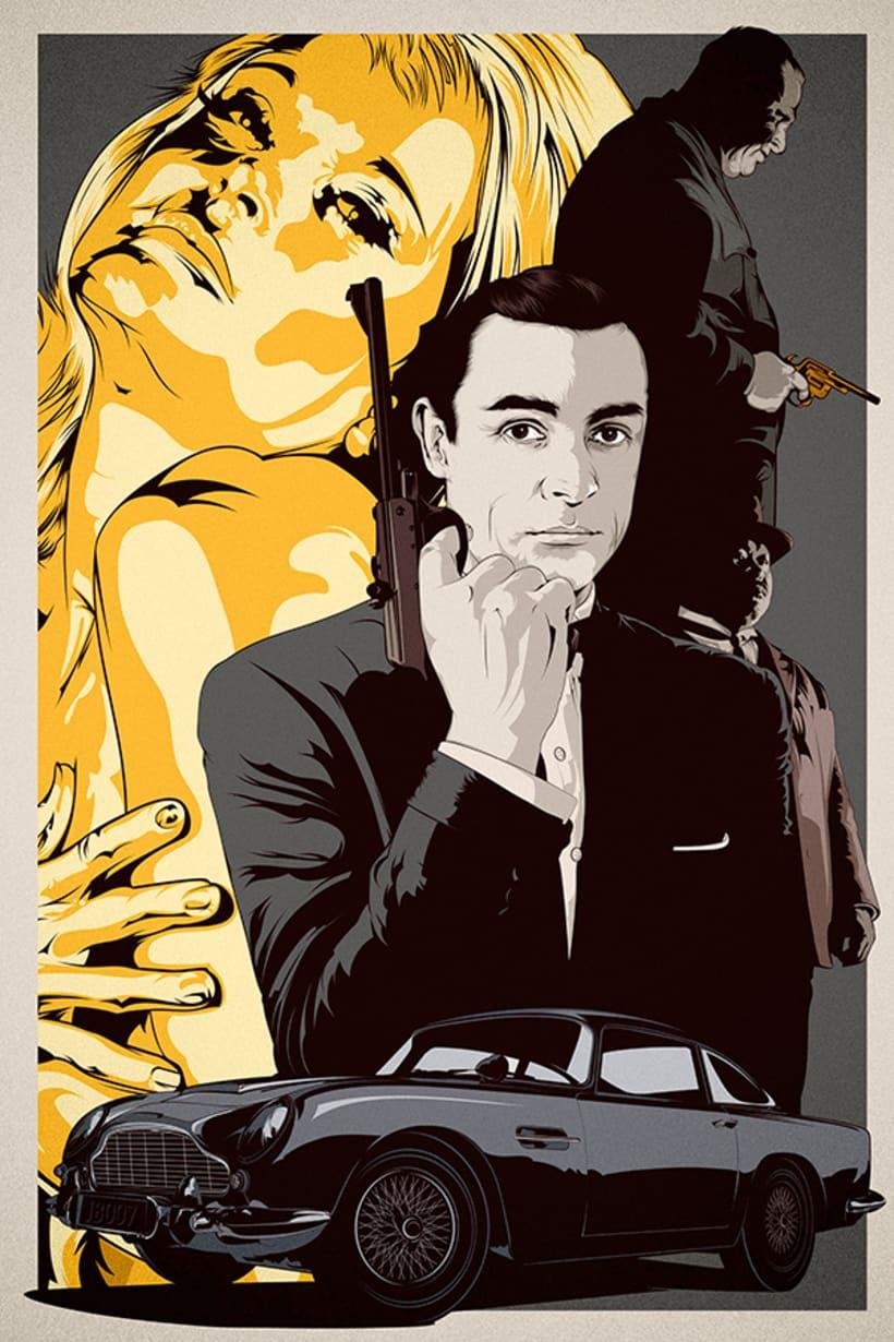 Goldfinger Poster 1