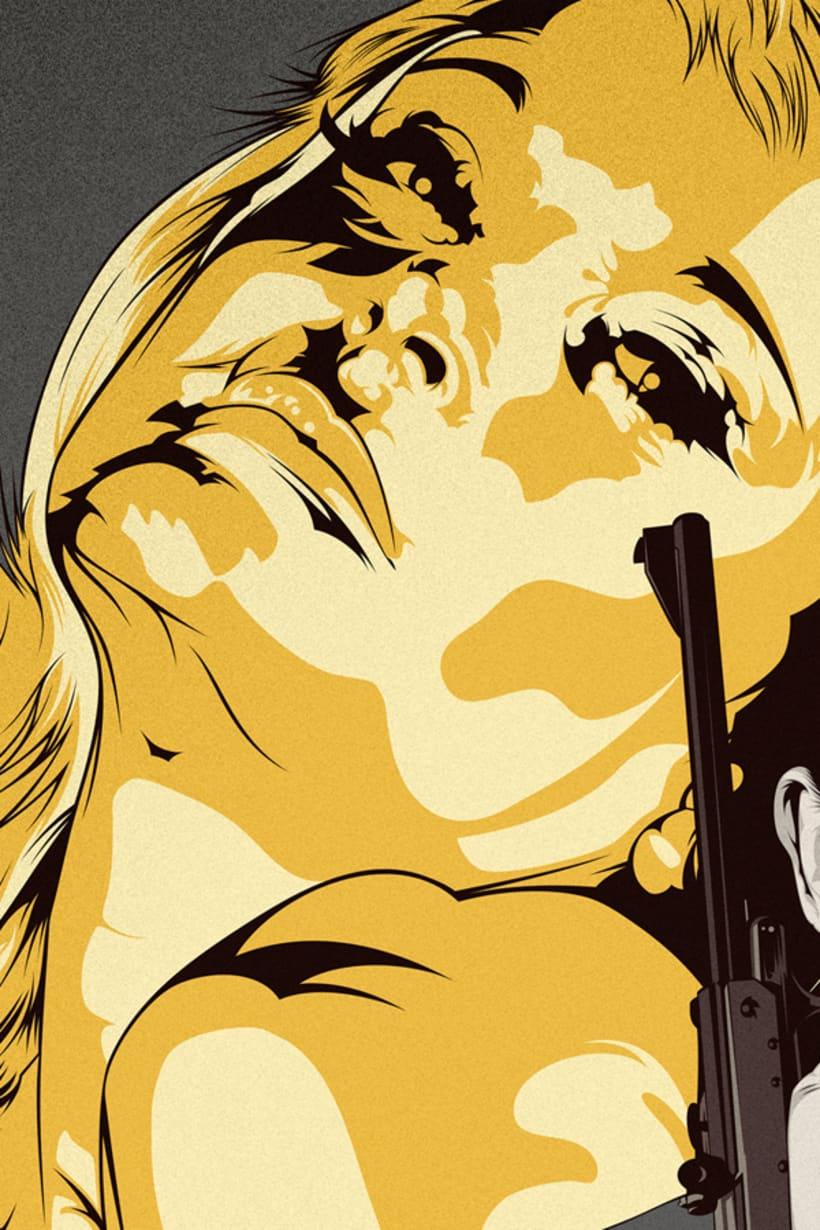 Goldfinger Poster 4