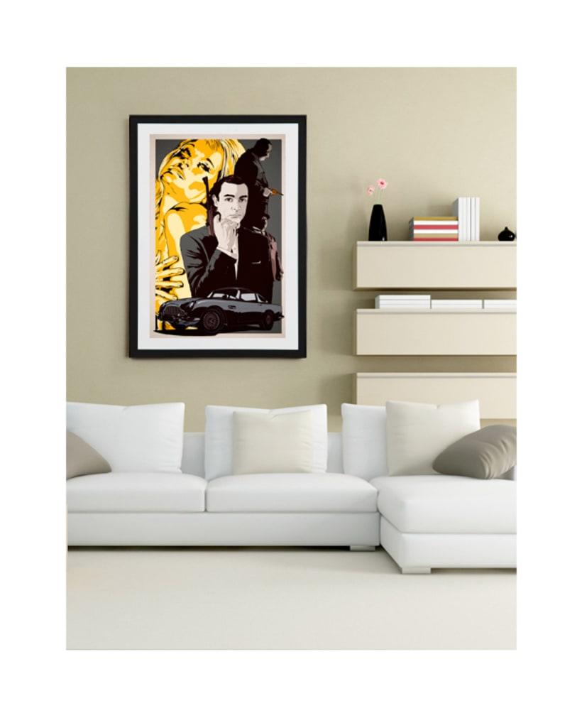 Goldfinger Poster 8