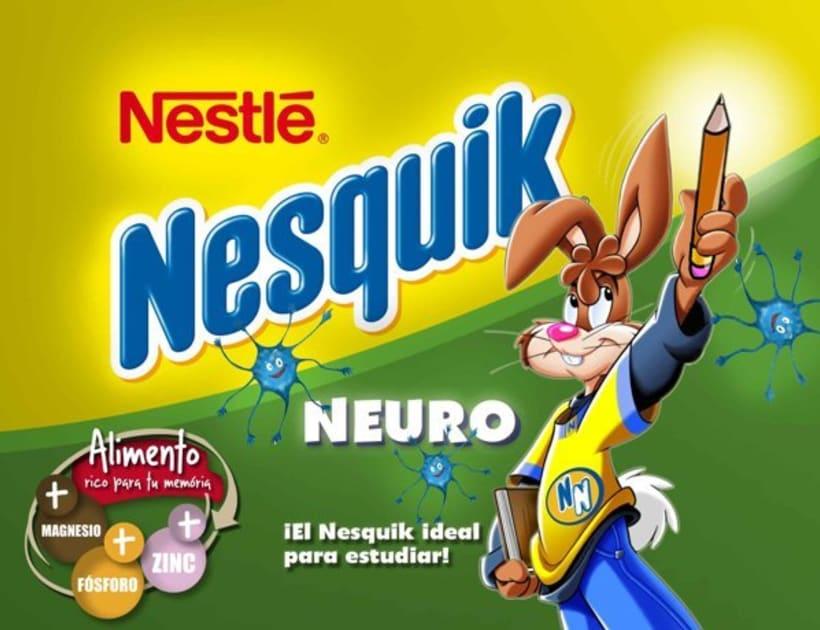 Nesquik Neuro -1