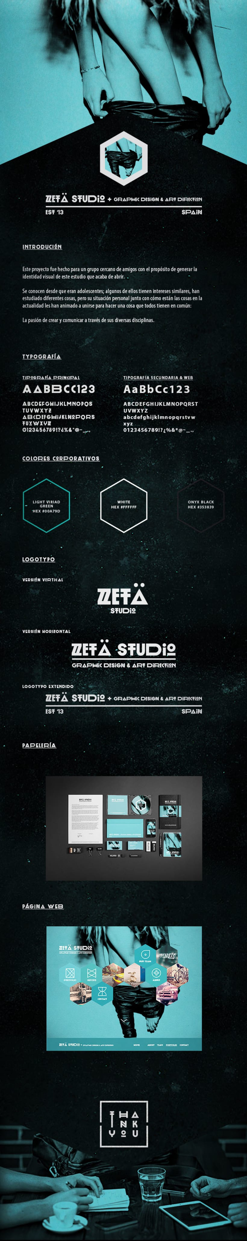 Zeta Studio | Branding 0