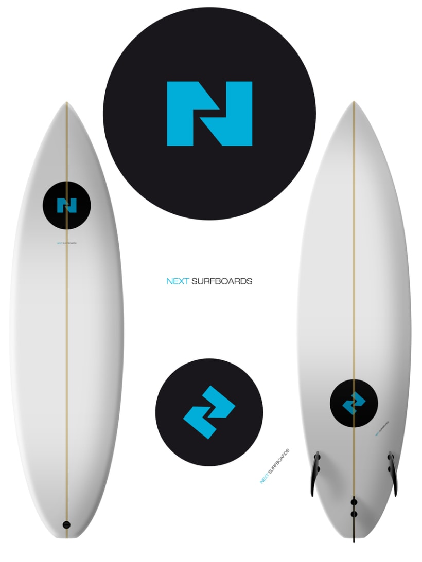 Next Surfboard 0