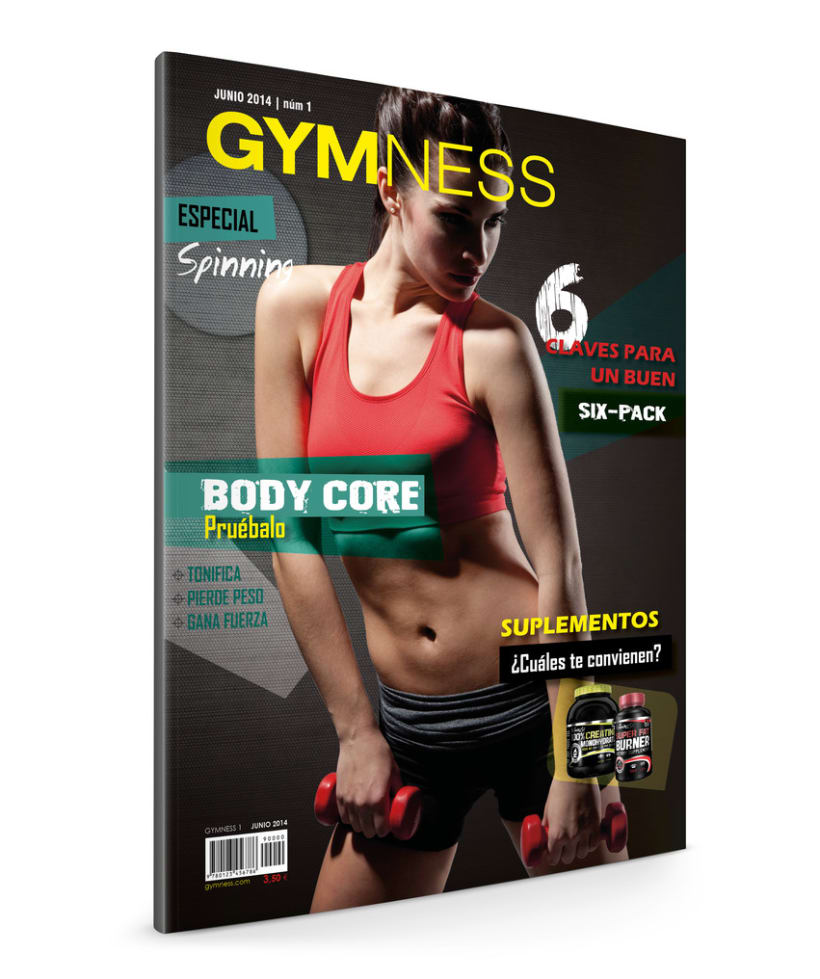 Revista Gymness 1