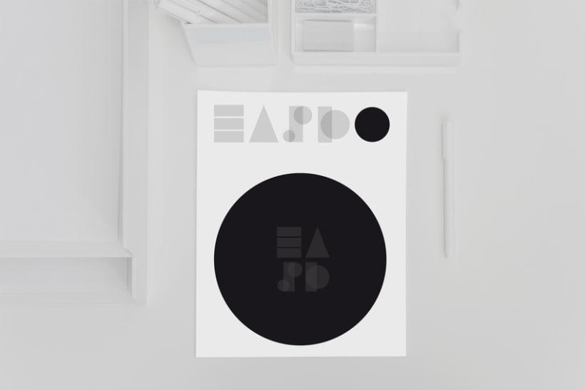 Easdo/ propuestas rediseño de identidad  1