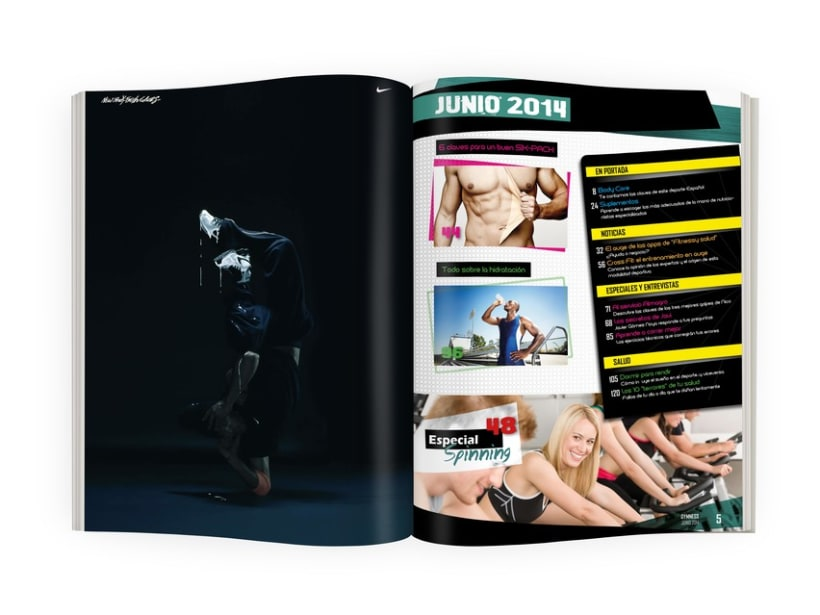 Revista Gymness 3