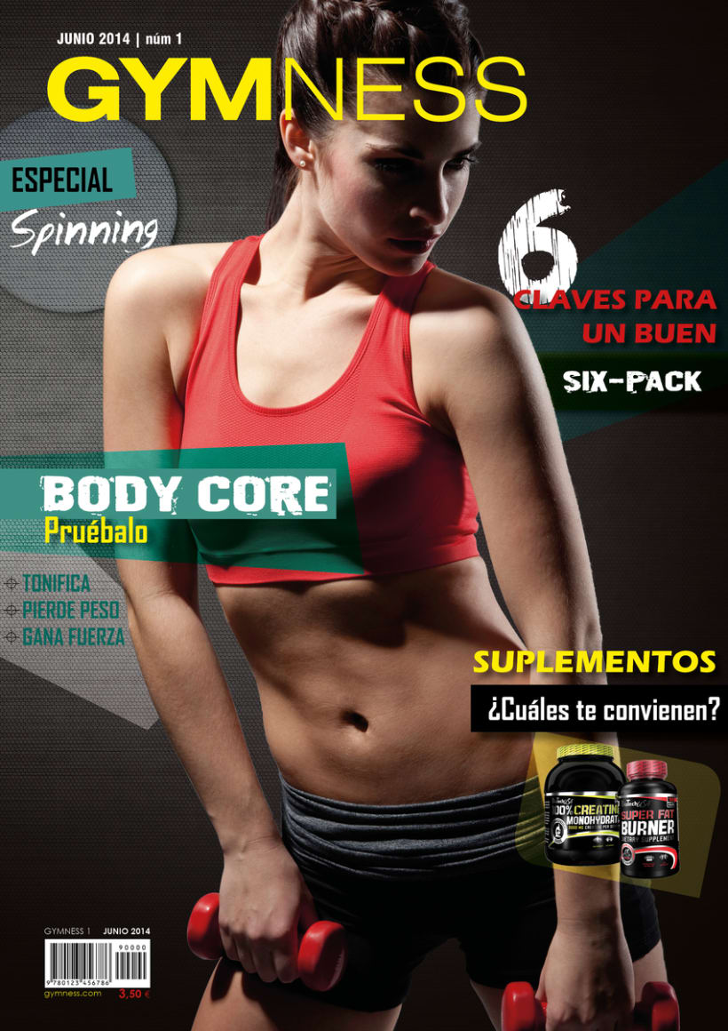 Revista Gymness 6