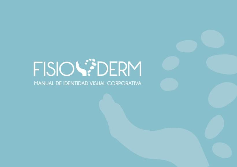 Branding FISIODERM 1