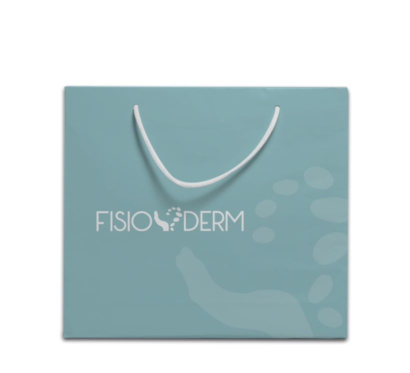 Branding FISIODERM 9