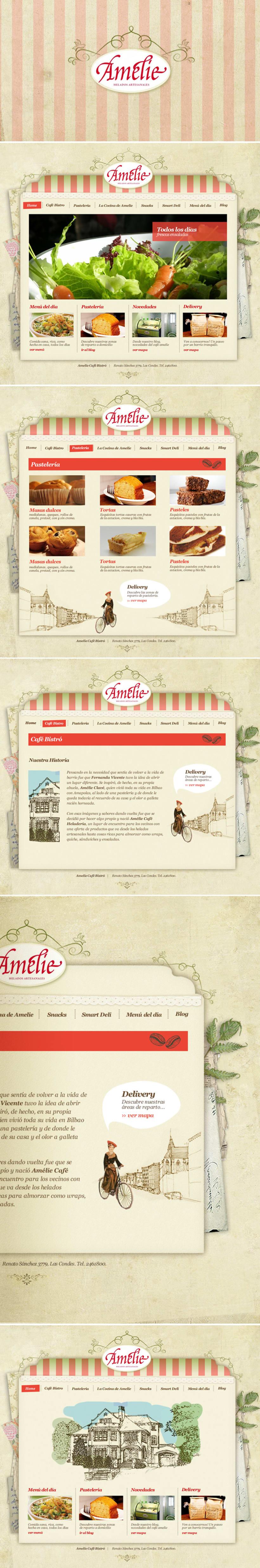 Amelie Bistrot 1