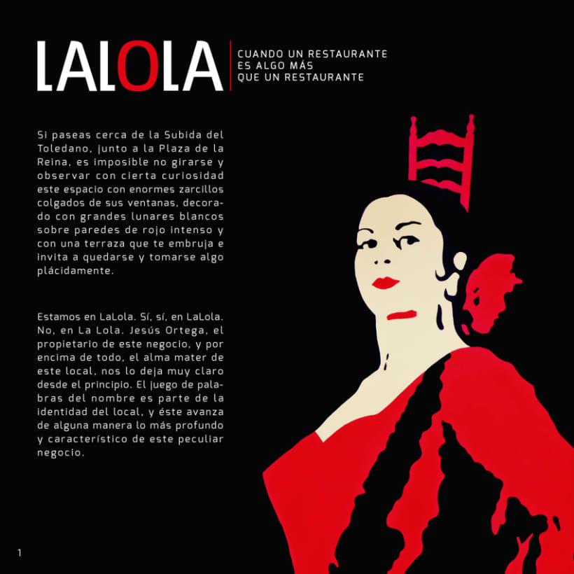 LaLola Restaurante 2