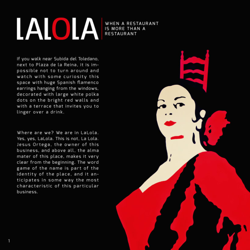 LaLola Restaurante 8