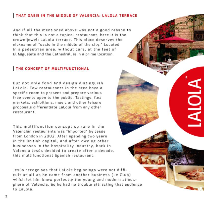 LaLola Restaurante 10