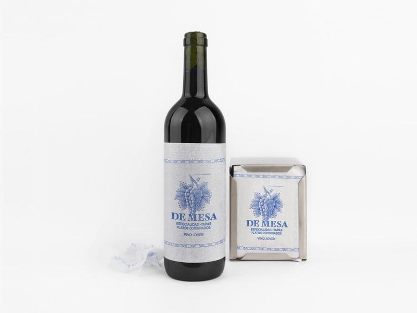 De Mesa | Un vino... de mesa 0