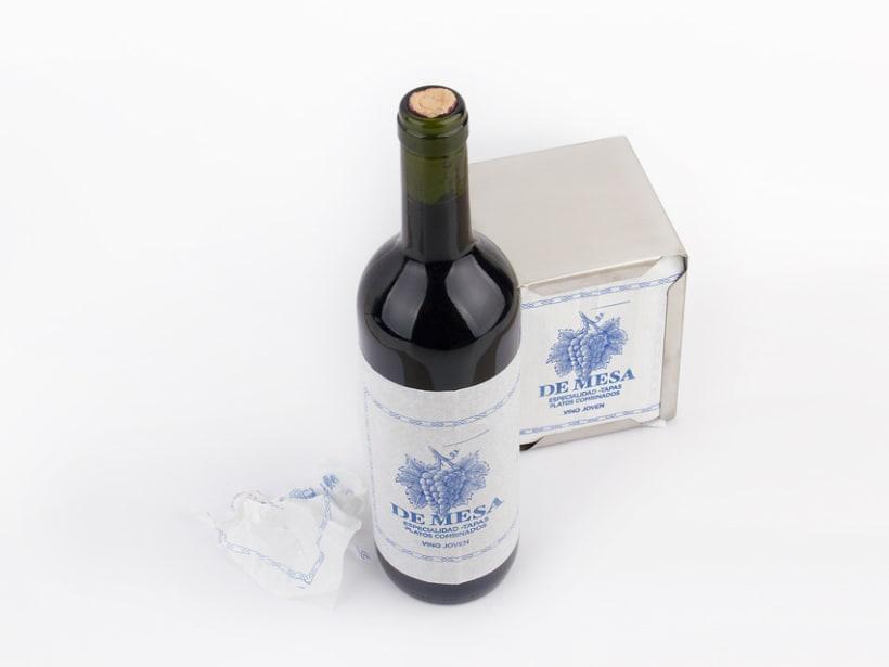 De Mesa | Un vino... de mesa 2
