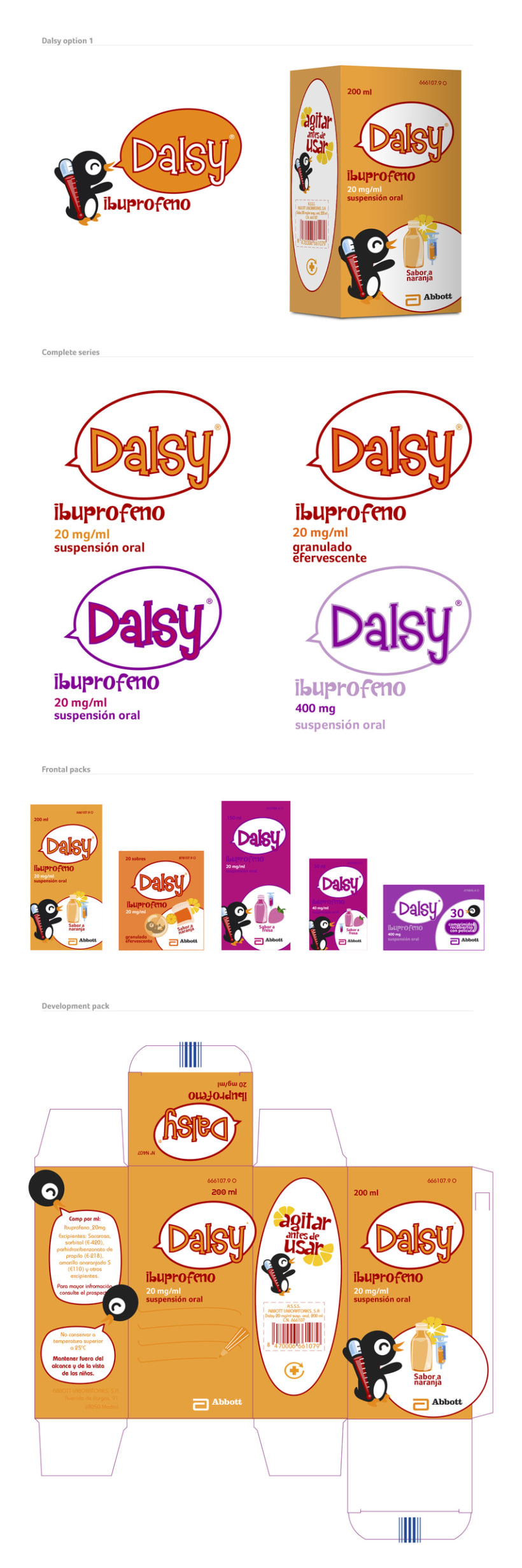 Packaging restyling 0