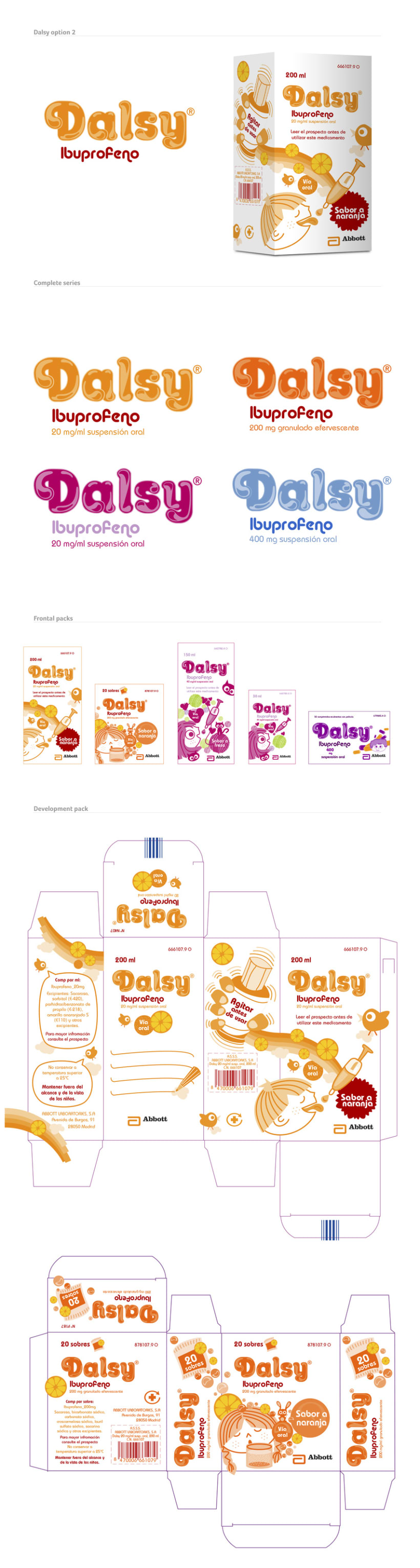 Packaging restyling 1