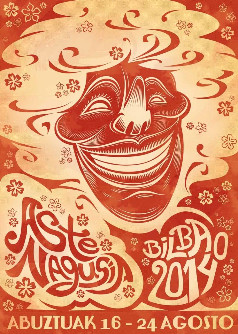 Aste Nagusia Sixties Bilbao (2014) 0