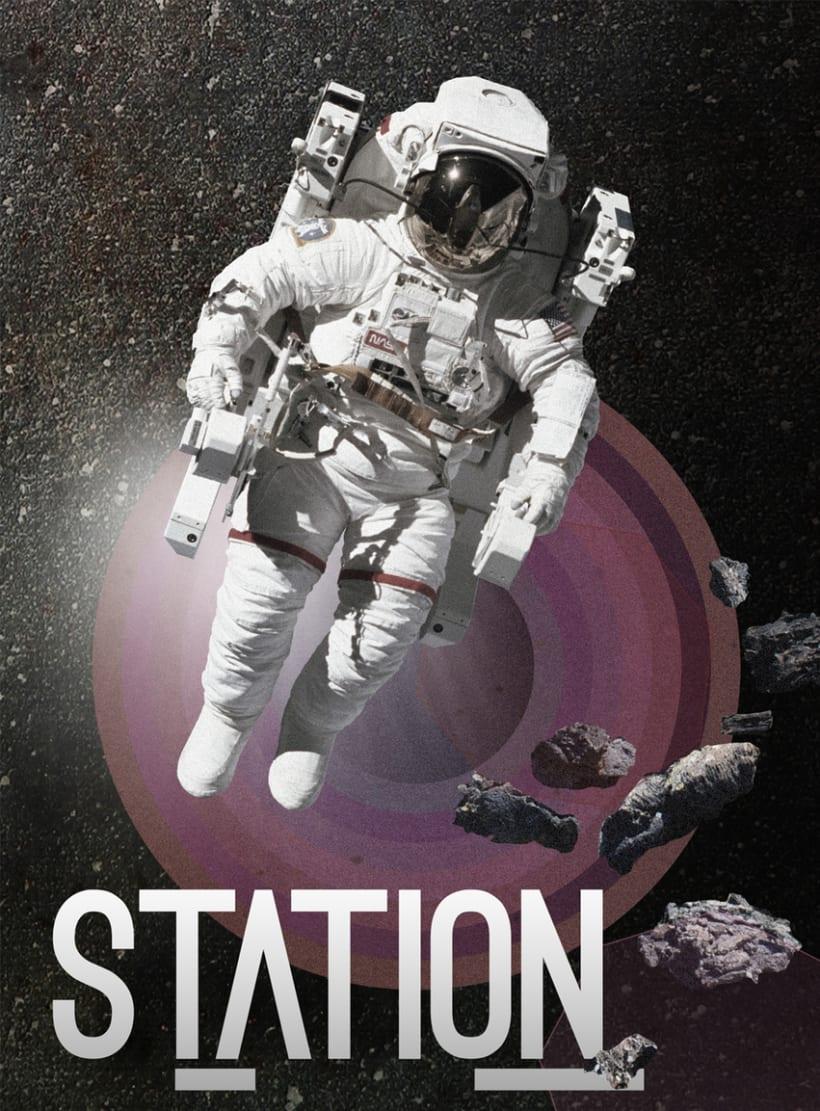 Lunar Station 1