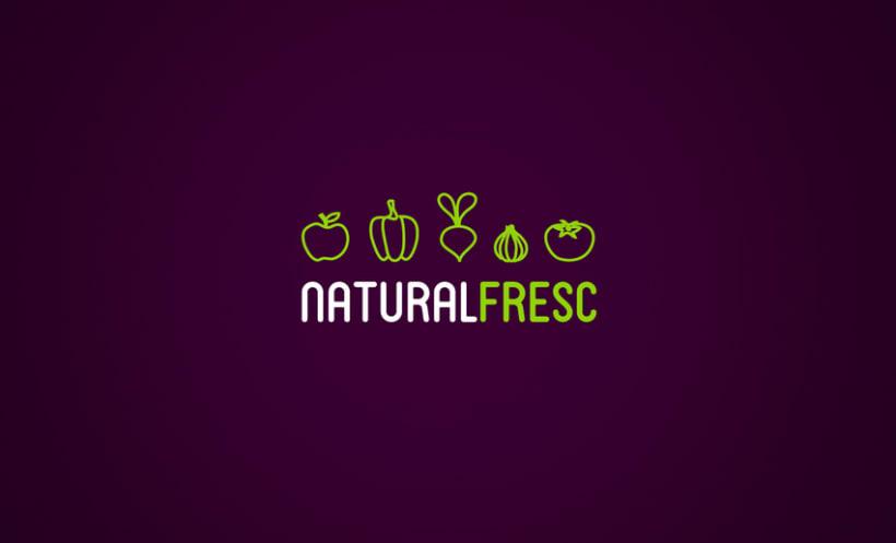 Logotipo frutería -1