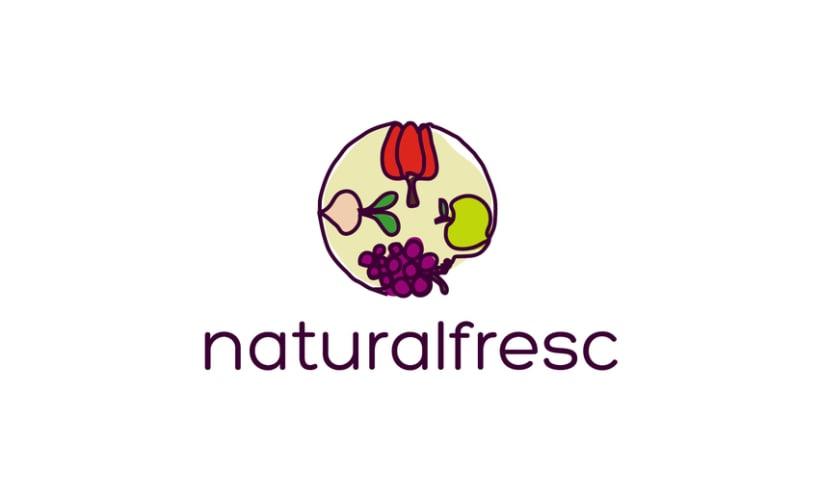 Logotipo frutería 0