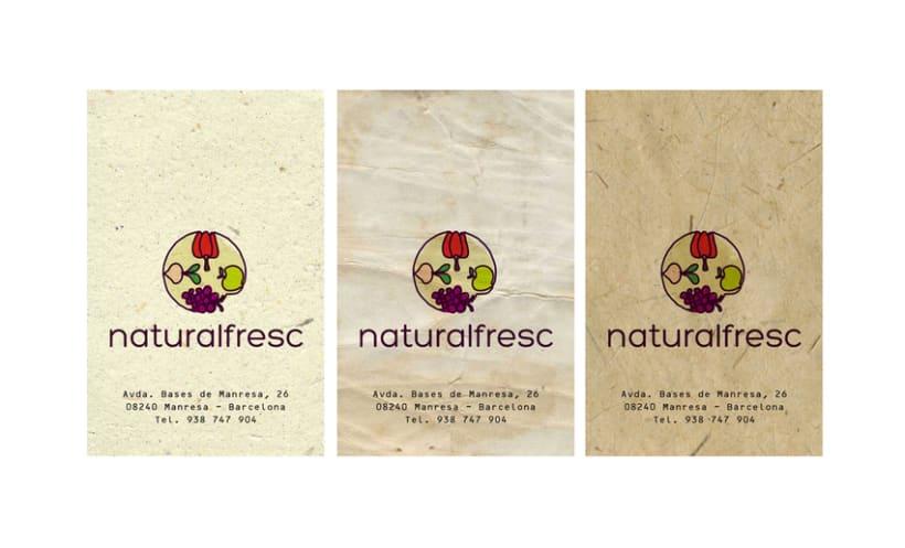Logotipo frutería 1