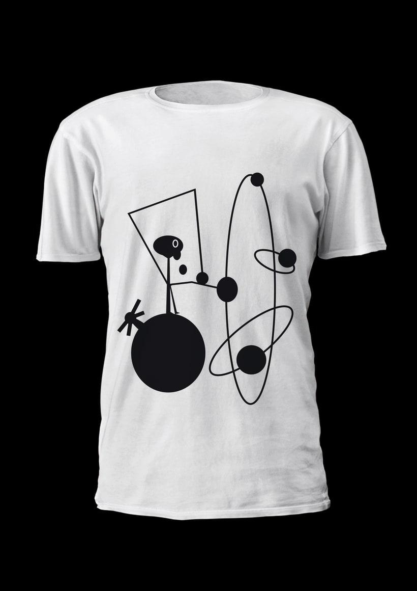 Camisetas ilustradas 0