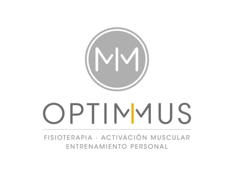 Optimmus - branding  0
