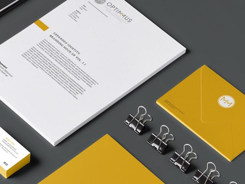 Optimmus - branding  5