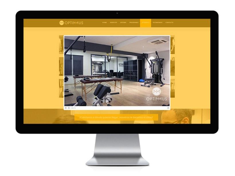 Optimmus - diseño y desarrollo web 7