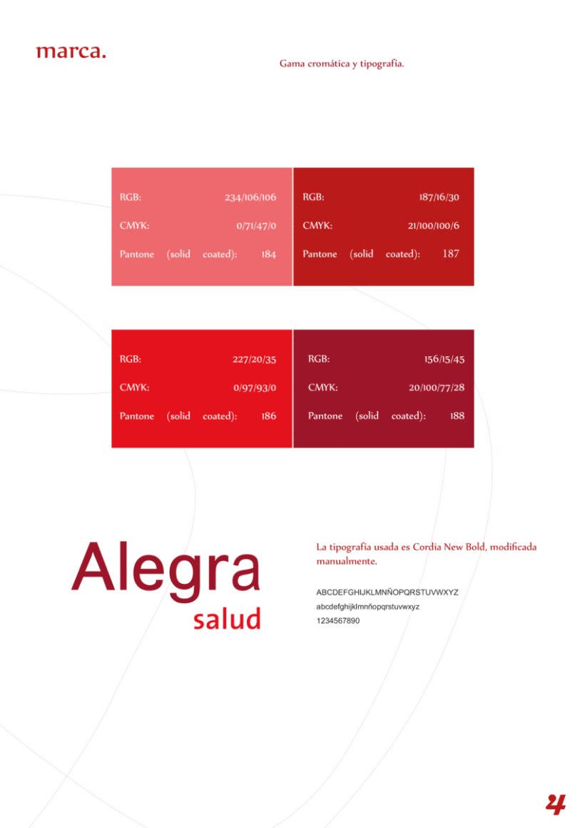 Manual Identidad Corporativa Alegra Salud 1