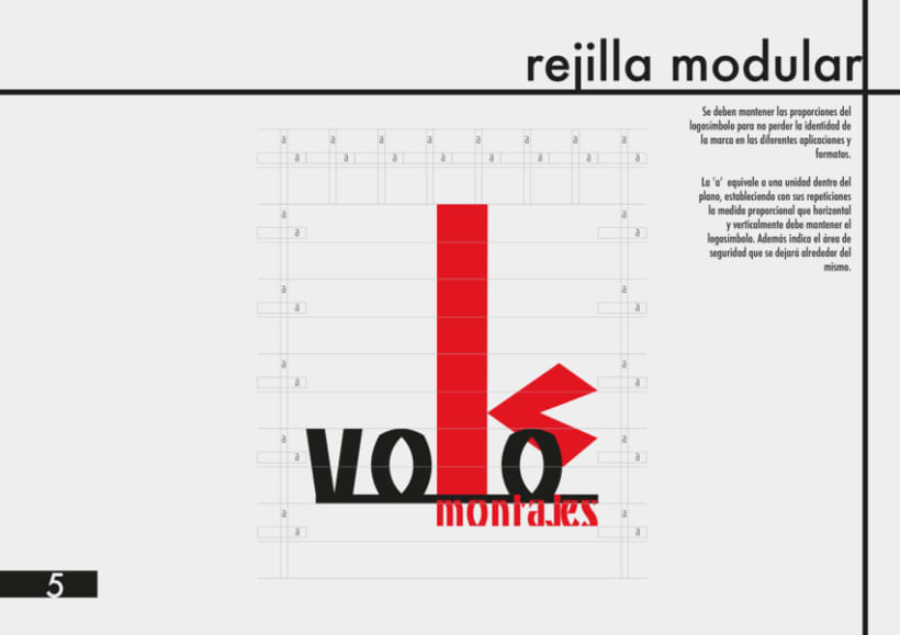 Manual Identidad Corporativa Voko Montajes 4
