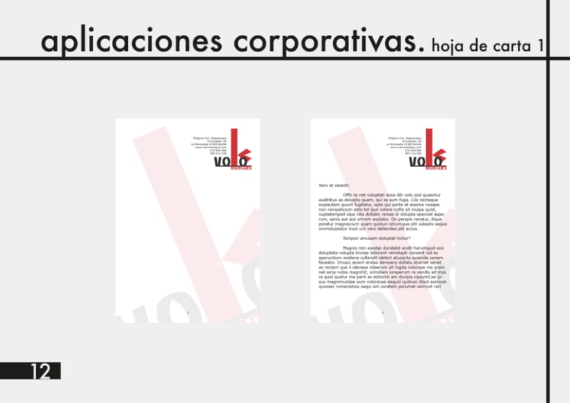Manual Identidad Corporativa Voko Montajes 7