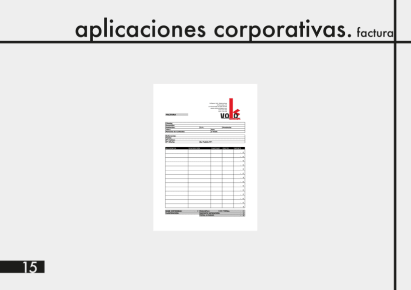 Manual Identidad Corporativa Voko Montajes 10