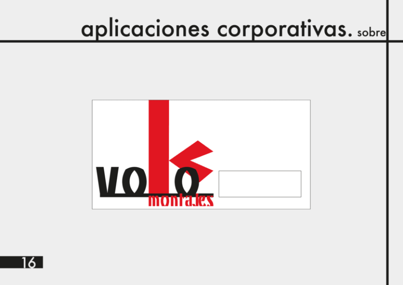 Manual Identidad Corporativa Voko Montajes 11