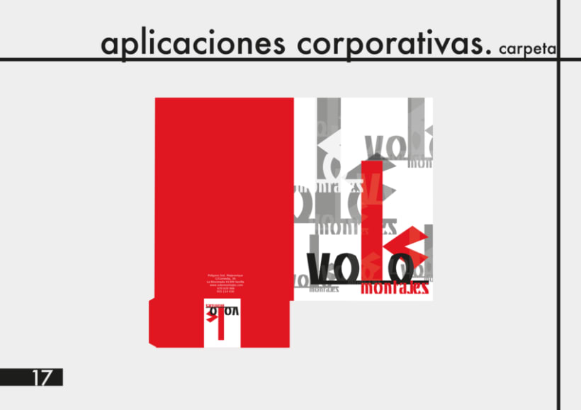 Manual Identidad Corporativa Voko Montajes 12