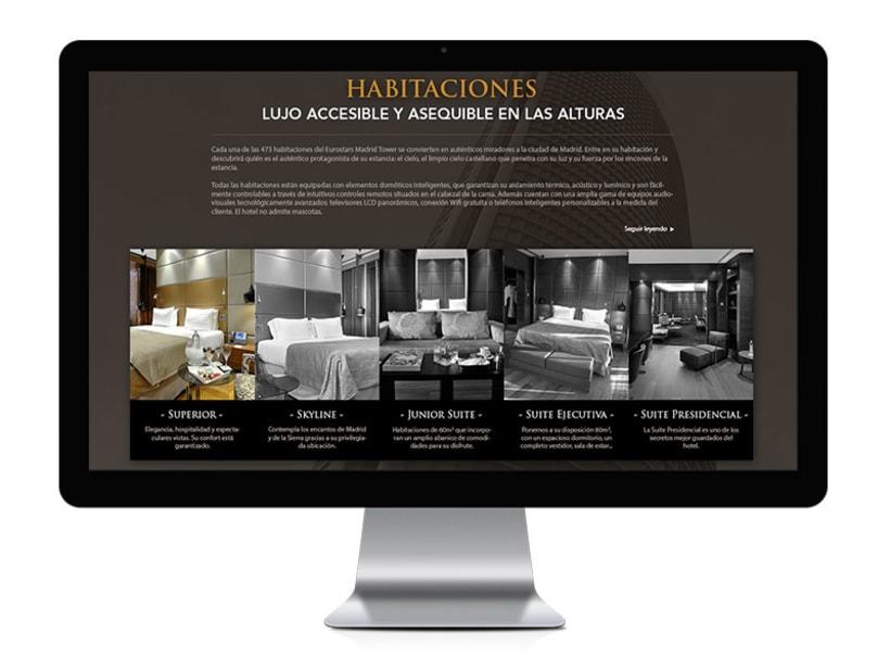 HOTUSA - Diseño y Desarrollo Web 3